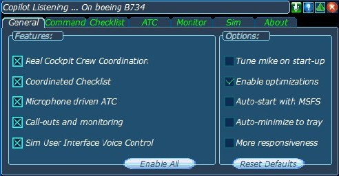 Multi Crew Experience Windows 7 & Vista V2.4