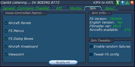 Multi Crew Experience